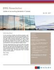 IFRS Newsletter No. 03 – 2017